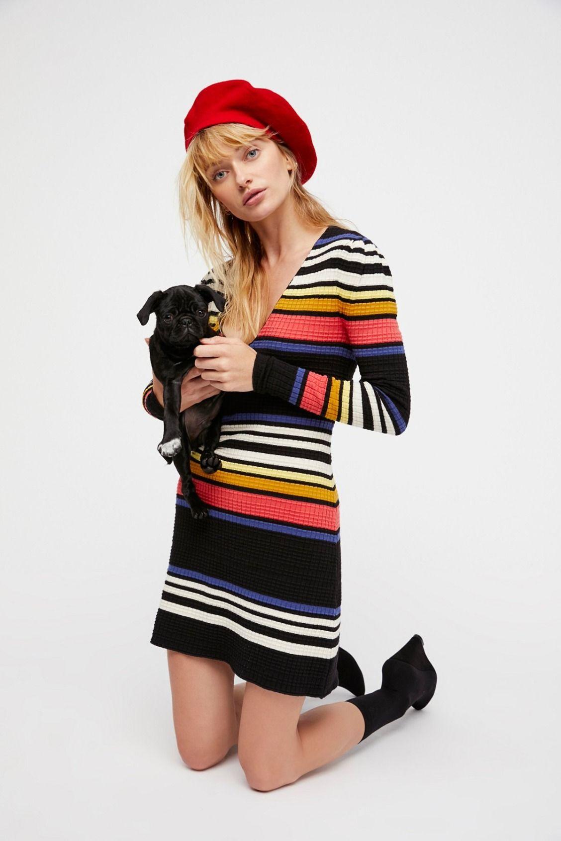 7e54b739e7 Gidget Sweater Mini Dress