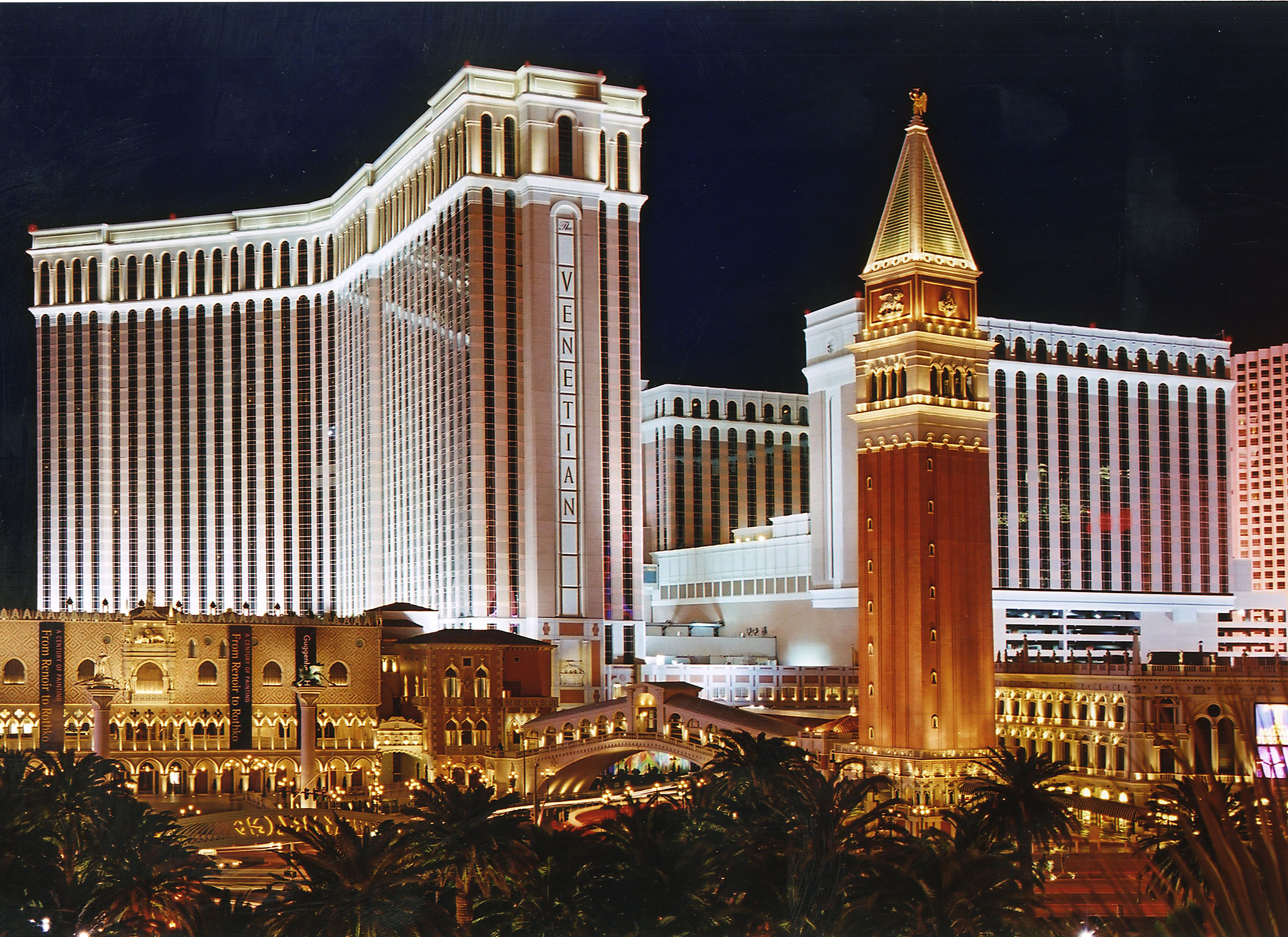 Intercontinental Las Vegas The Venetian The Palazzo With
