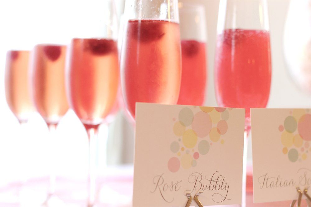 Baby Shower Themed Drinks ~ Baby shower decorations archives events to celebrate