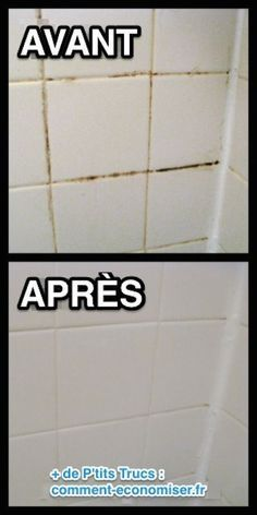comment nettoyer les joints de carrelage avec un nettoyant maison - Blanchir Joints Carrelage Salle De Bain