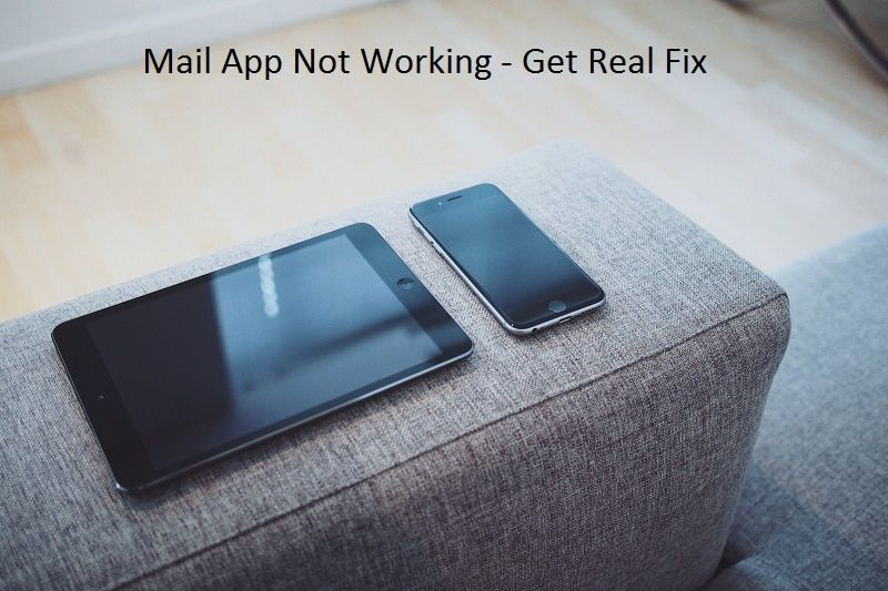 iOS 12.4/iOS 12 Mail App Not Working on iPhone, iPad or