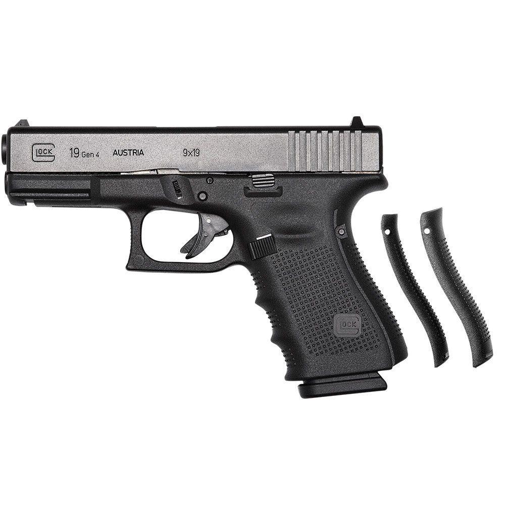 New Glock 19 G4 9mm w/ Front Night Sight $595 - http://www.gungrove ...