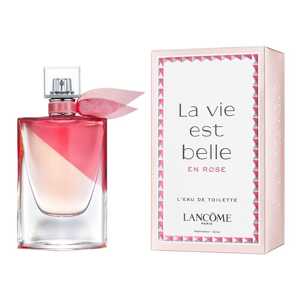 Lancome La Vie Est Belle En Rose Women S Perfume Eau De Toilette 99 Value In 2020 La Vie Est Belle Perfume Women Perfume Perfume