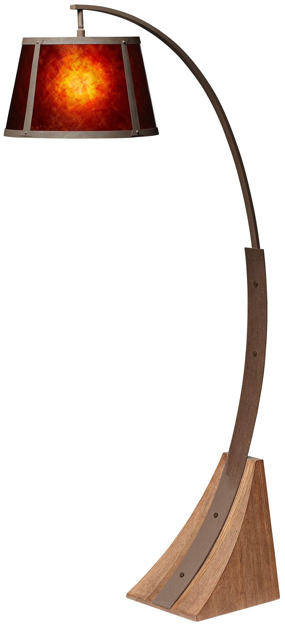 Dale 63 75 Quot Arched Floor Lamp Arc Floor Lamps