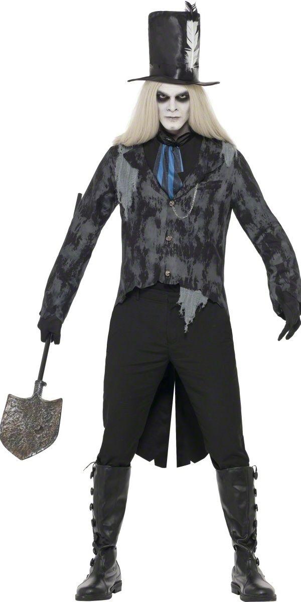 Undertaker Halloween Costume Google Search Holidays Pinterest