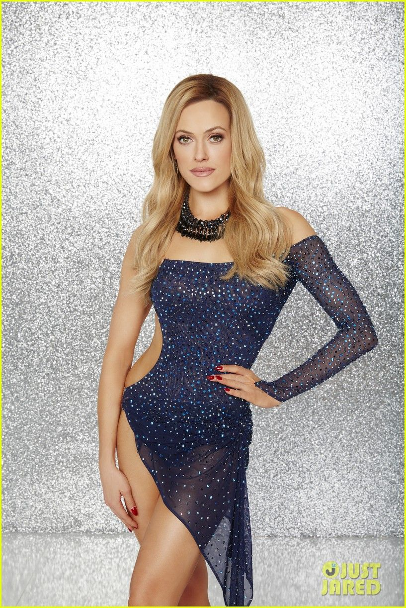 Peta Murgatroyd - Prepped for Dancing with the Stars Show