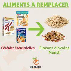 Cereales | Alimentation, Aliment dietetique, Équilibre ...