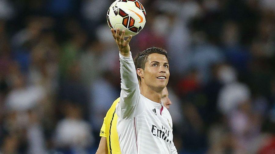 Ronaldo Equals La Liga Hat Trick Record Ronaldo Real Madrid Madrid