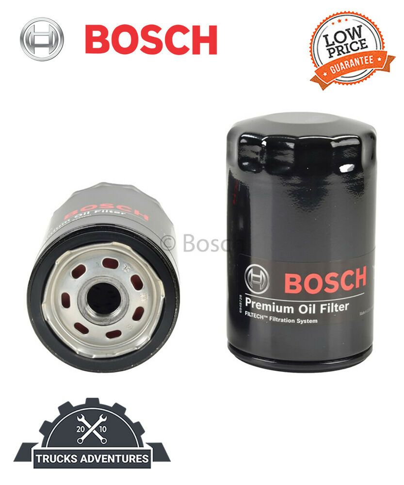 Sponsored Ebay Bosch Engine Oil Filter P N 3430 Oil Filter