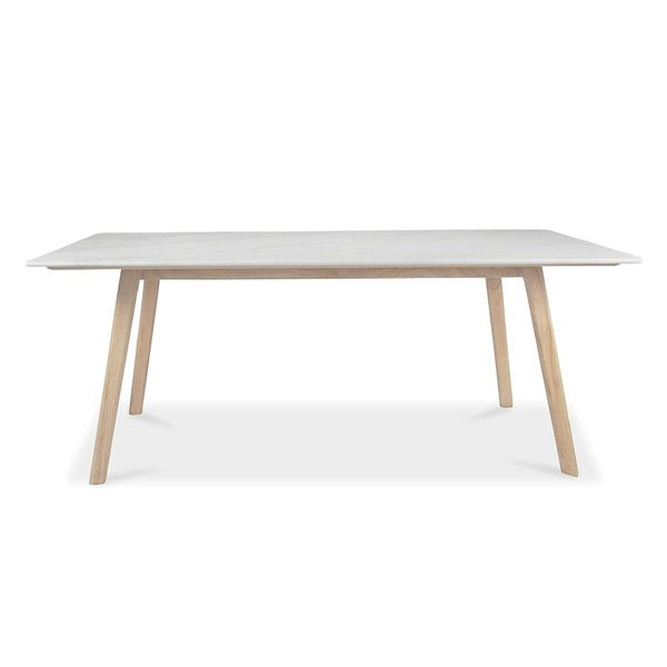 Dining Table Marble Timber By Harpers Project Dining Table Marble Dining Table Marble Top Dining Table