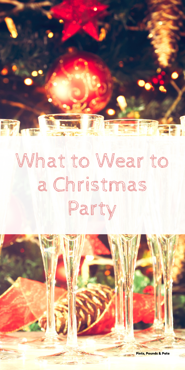 What to Wear to a Christmas Party: Classy Christmas Outfits