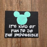 Disney Quotes Paintings On Canvas