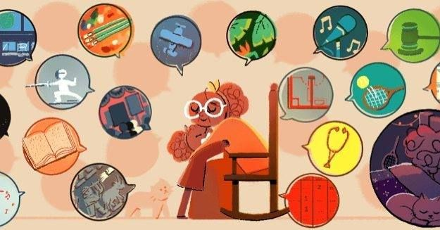 Today\'s Google Doodle celebrates International Women\'s Day. In the ...