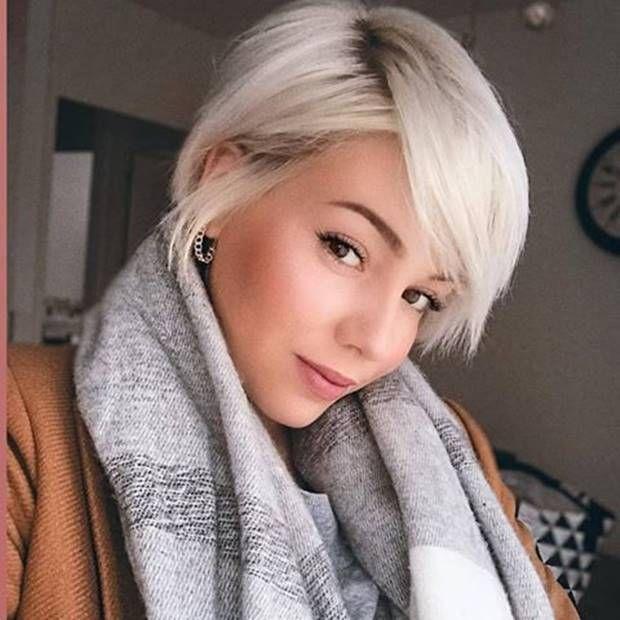 قصات شعر قصير مدرج سيلا فشون Hair Styles Beauty Hair