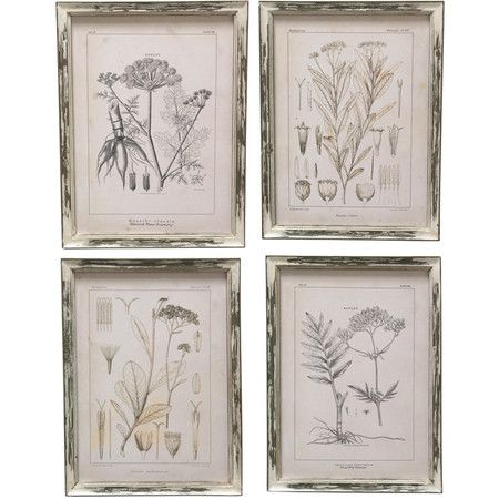 Bring eye catching style to your home decor with this charming design artfully crafted for lasting appeal product 4 piece wall décor setconstruction