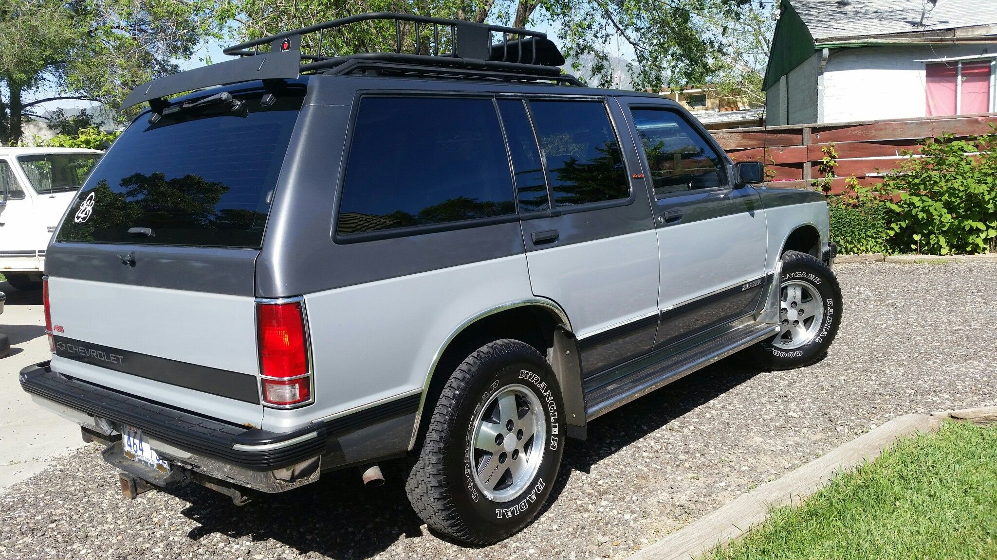 medium resolution of 92 chevrolet s10 blazer 4x4