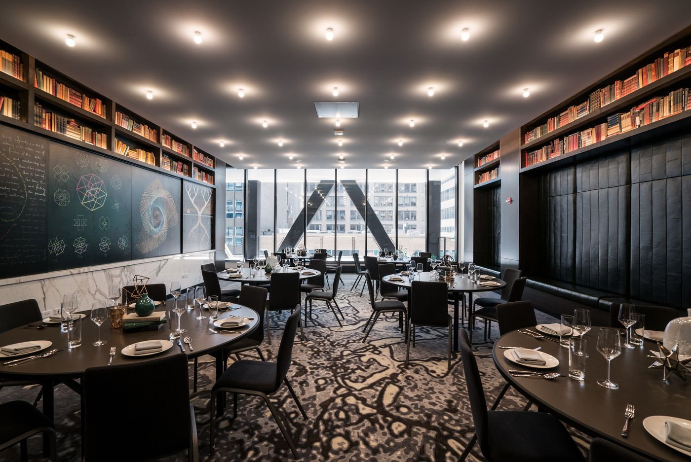 Inside Hotel EMC2: Streeterville's newly-opened 'art and science' themed hotel - Curbed Chicago