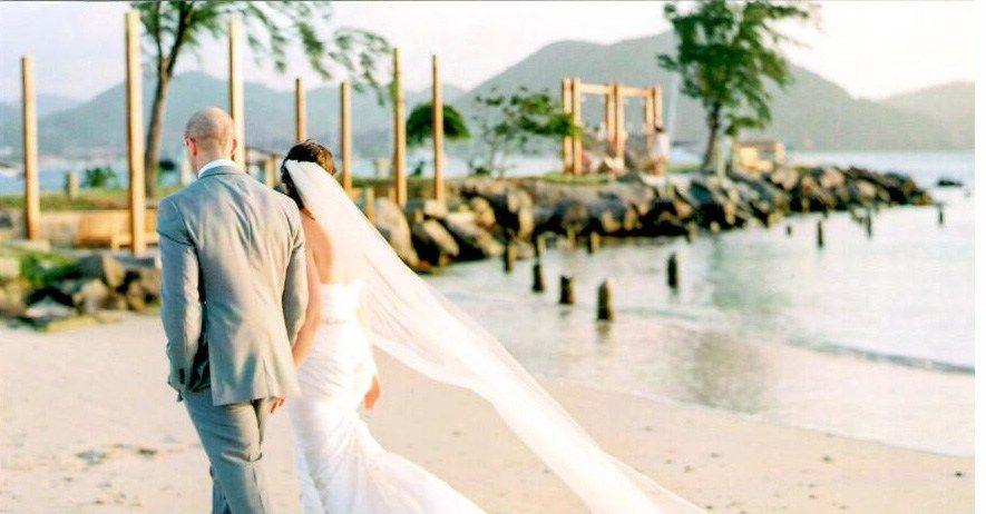Destination Wedding At Sandals Grande St Lucian Vip Vacations