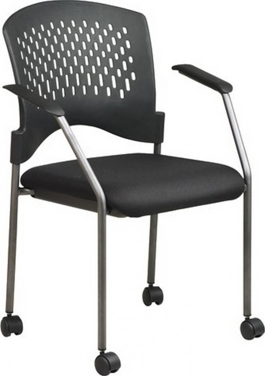Guest Chairs On Wheels Office Guest Chairs Guest Chair Caster Chairs