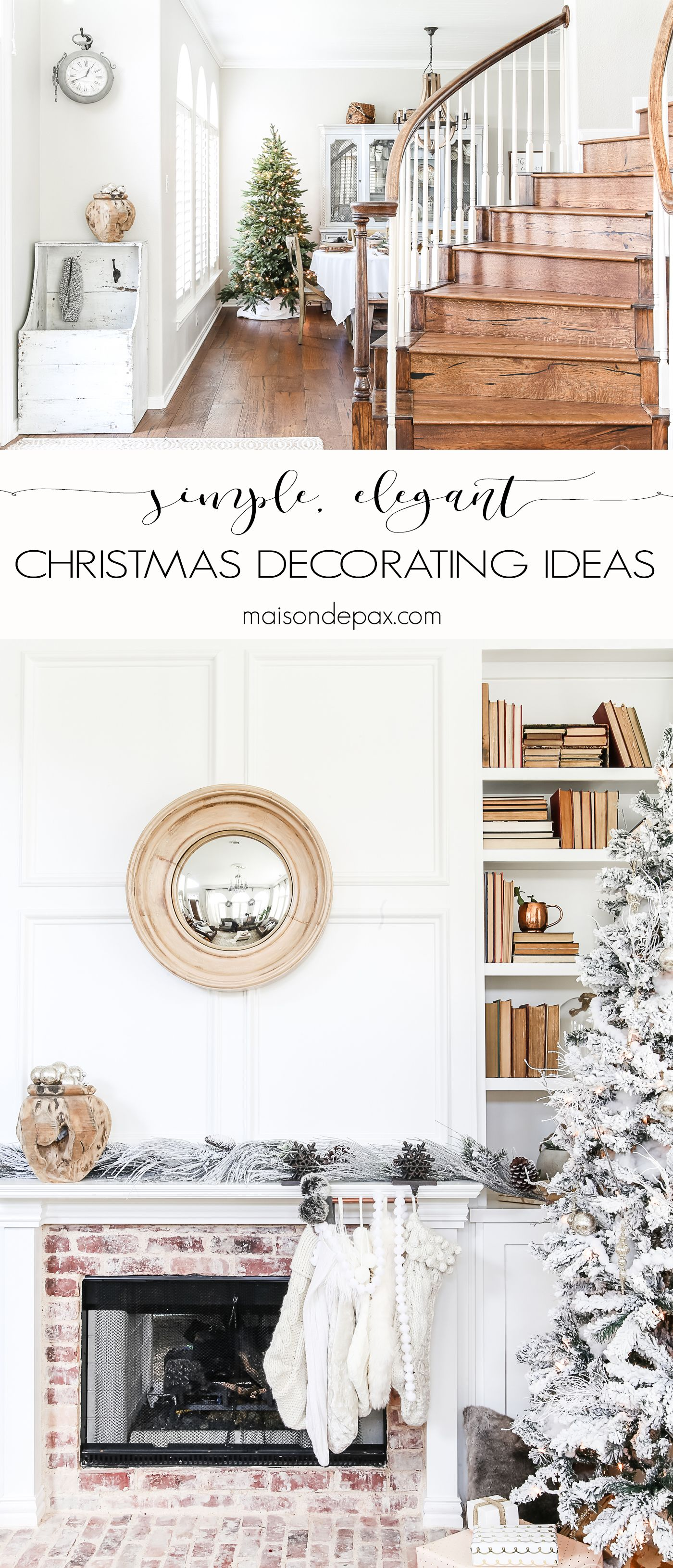 Looking For Simple, Elegant Holiday Decor Ideas? These 10 Tips Will Help  You Turn