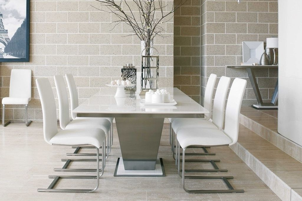 Domayne Marble Dining Table Dining Room Simple Dining Table