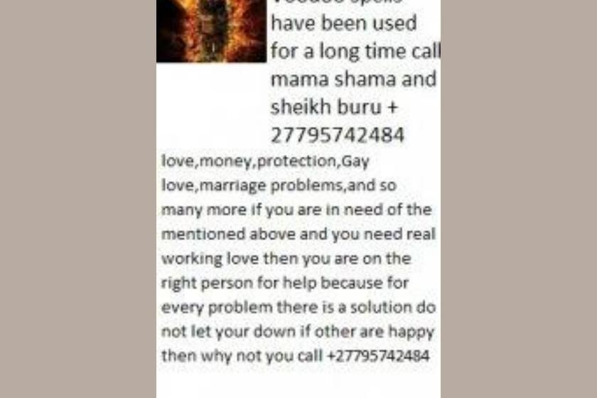 Shama Buru' page on about.me - http://about.me/mamahealer
