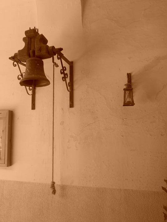 Seminario de San Bartolomé. Campana del Claustro