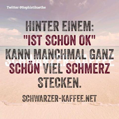 schwarzer kaffee | Kluges | Pinterest | Sad, True words ...