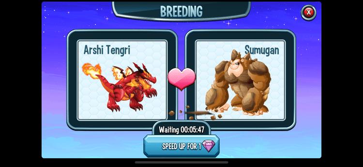 The Monster Legends Breeding Guide Monster legends