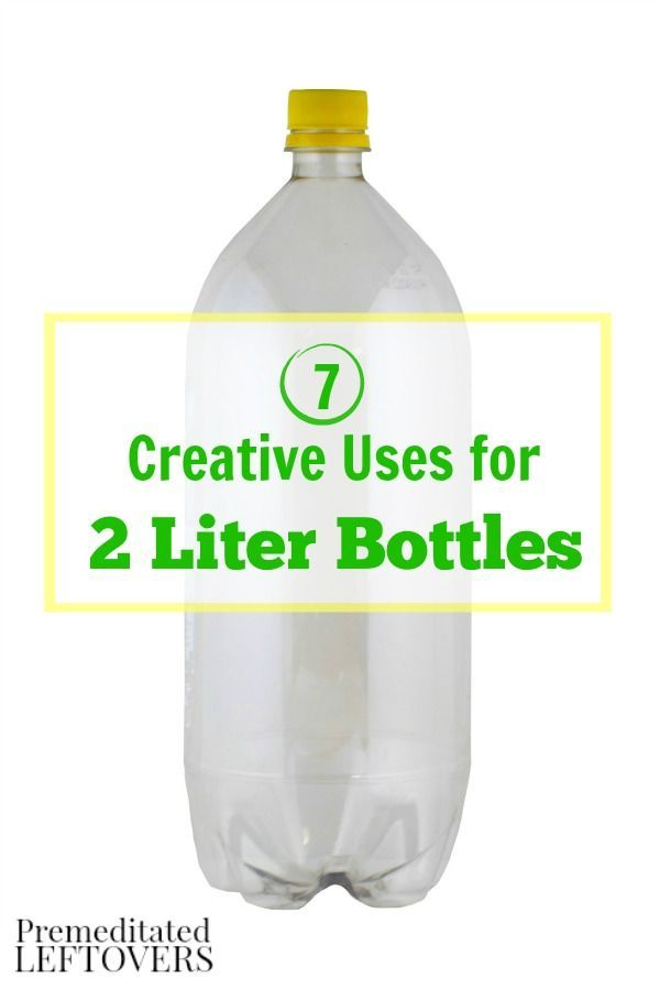 Empty Clear Plastic 2 liter Coke//Cola//Soda Bottles Arts Crafts Gardening 20 Lot