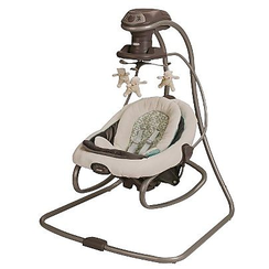 On Sale Now Graco Duet Connect 2 In1 Swing And Bouncer Baby Rocker Swing Graco Baby Baby Swing Seat