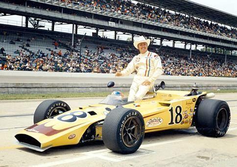 Tony Adamowicz, 1970 Indy 500, Eagle