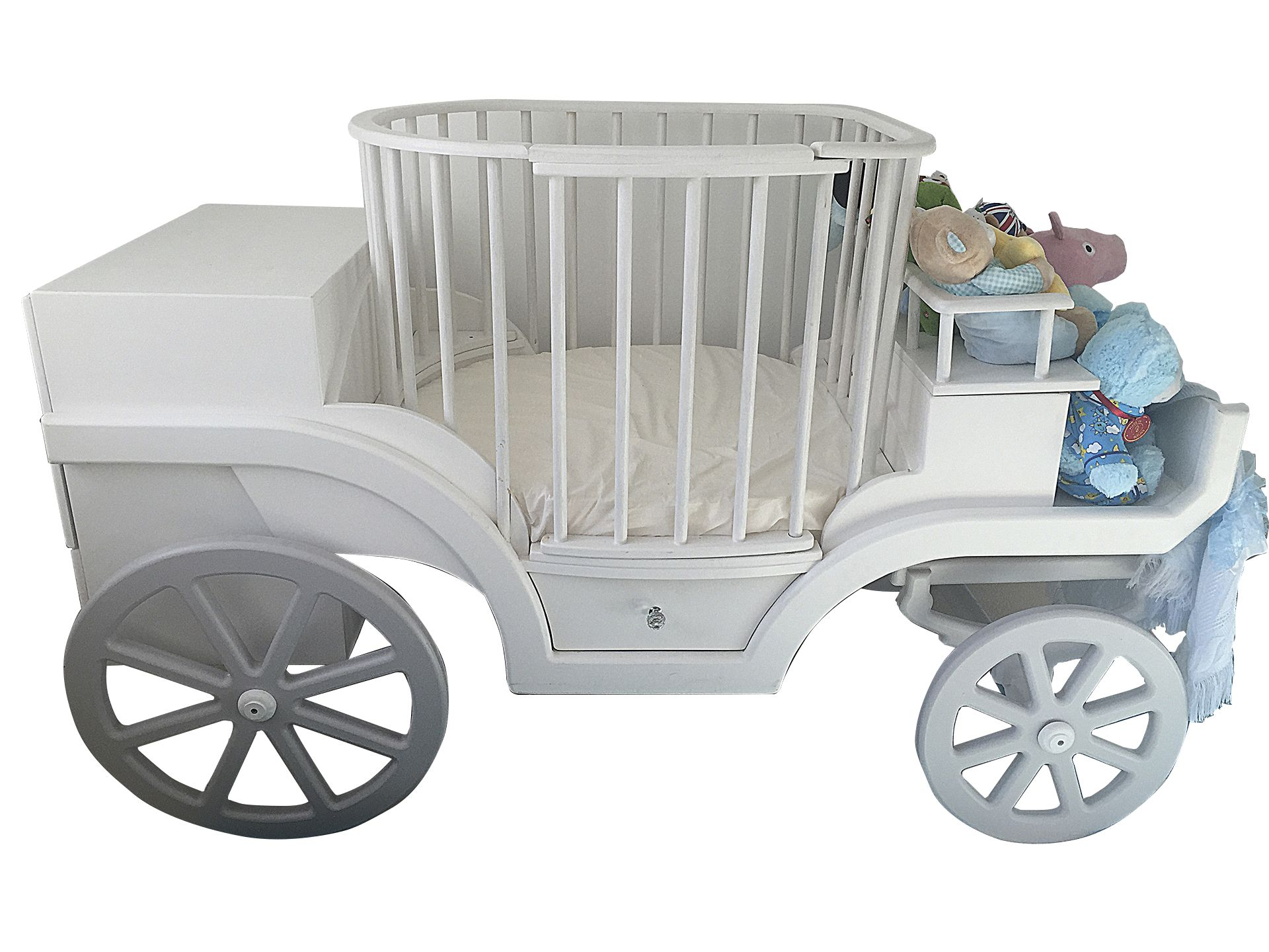 Luxury Royalty Carriage Cot  Cots Of Distinction