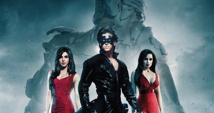 Will Krrish 3 Sink Or Swim At The Box Office Hindi Movies Krrish 3 Mp3 Song