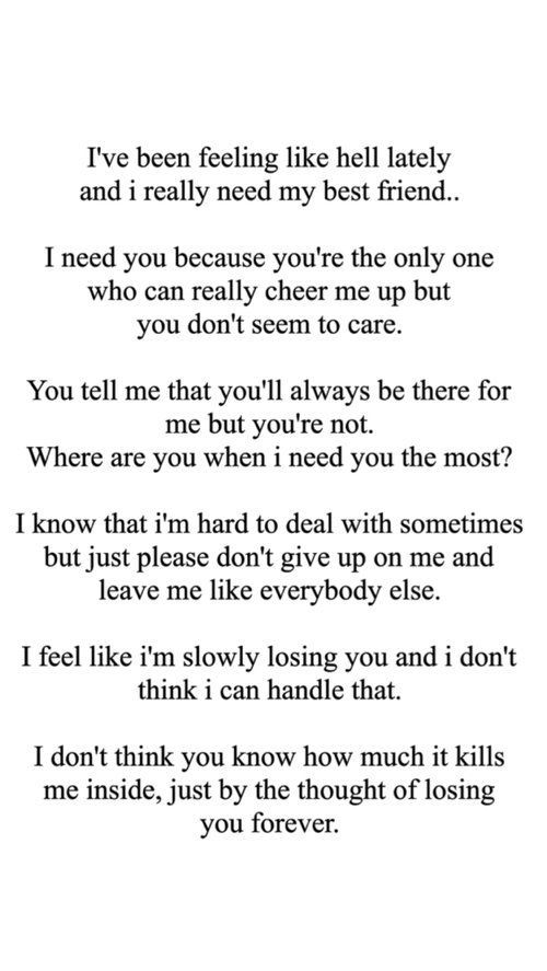 Image Result For Losing Your Best Friend Quotes In 2020 With