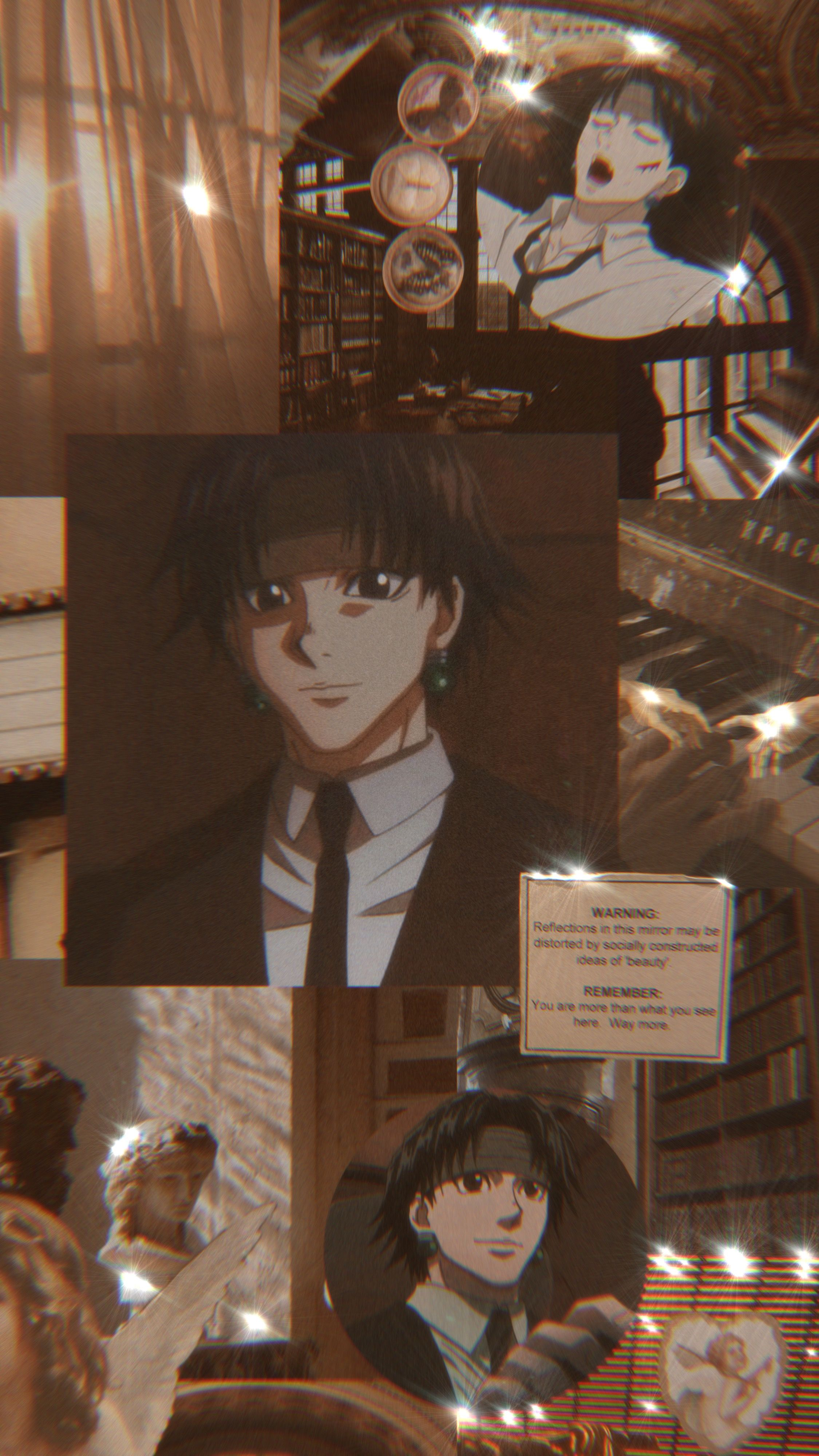 Hunter x hunter live wallpaper. Hunter X Hunter Chrollo Wallpaper | Anime wallpaper iphone ...