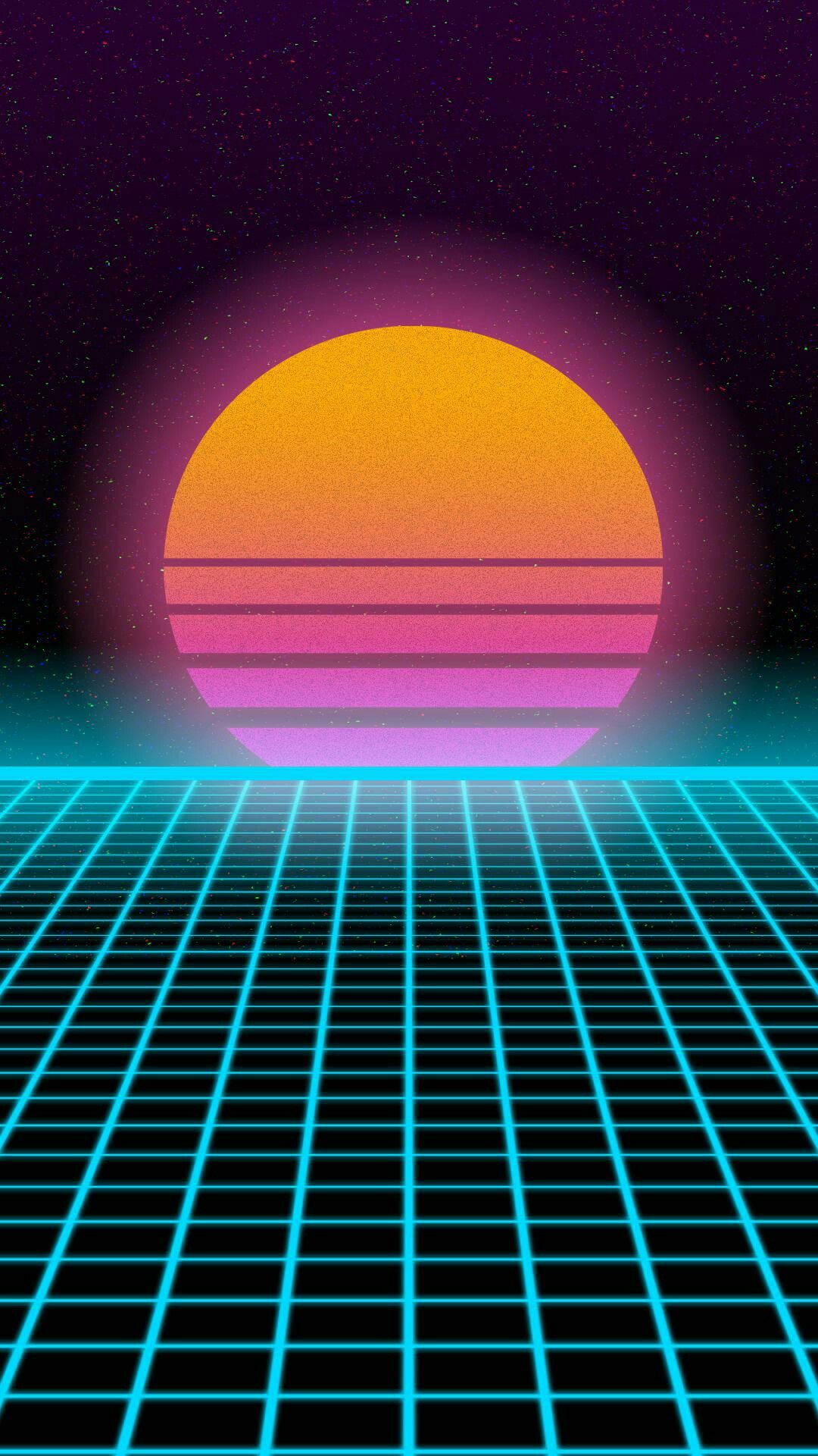 Pin by Surrealton Monster on Places | Neon wallpaper ...