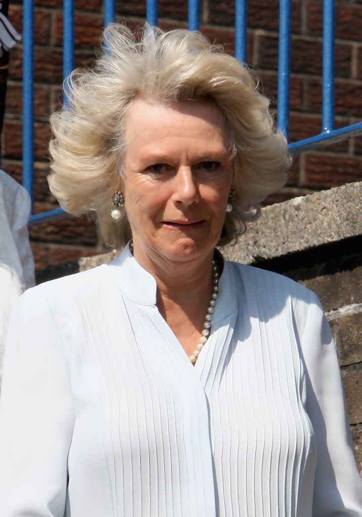 Camilla Parker Bowles Photos Photos: Prince Of Wales And Duchess Of Cornwall Visit Wales - Day Three #visitwales