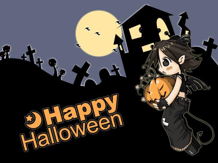 anime-emo-wallpapers : Happy Halloween Emo | Anime Wallpapers ...