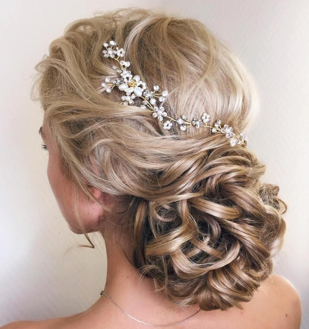 gorgeous wedding hairstyles for long hair hairstyles