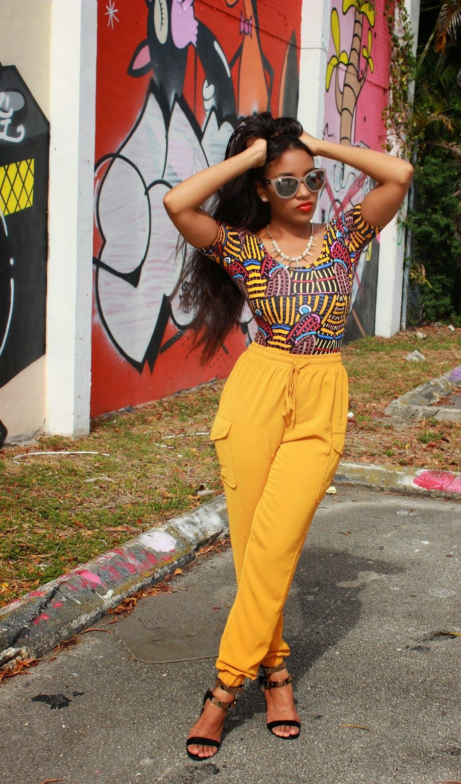 Style by Two: Wynwood Art District