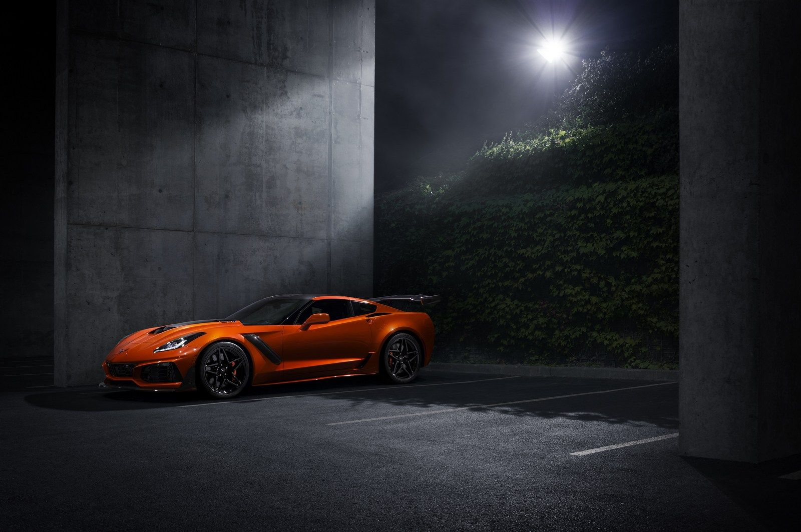 2019 Corvette ZR1 Unveiled With 755 HP, 210+ MPH Top Speed | CARS ...