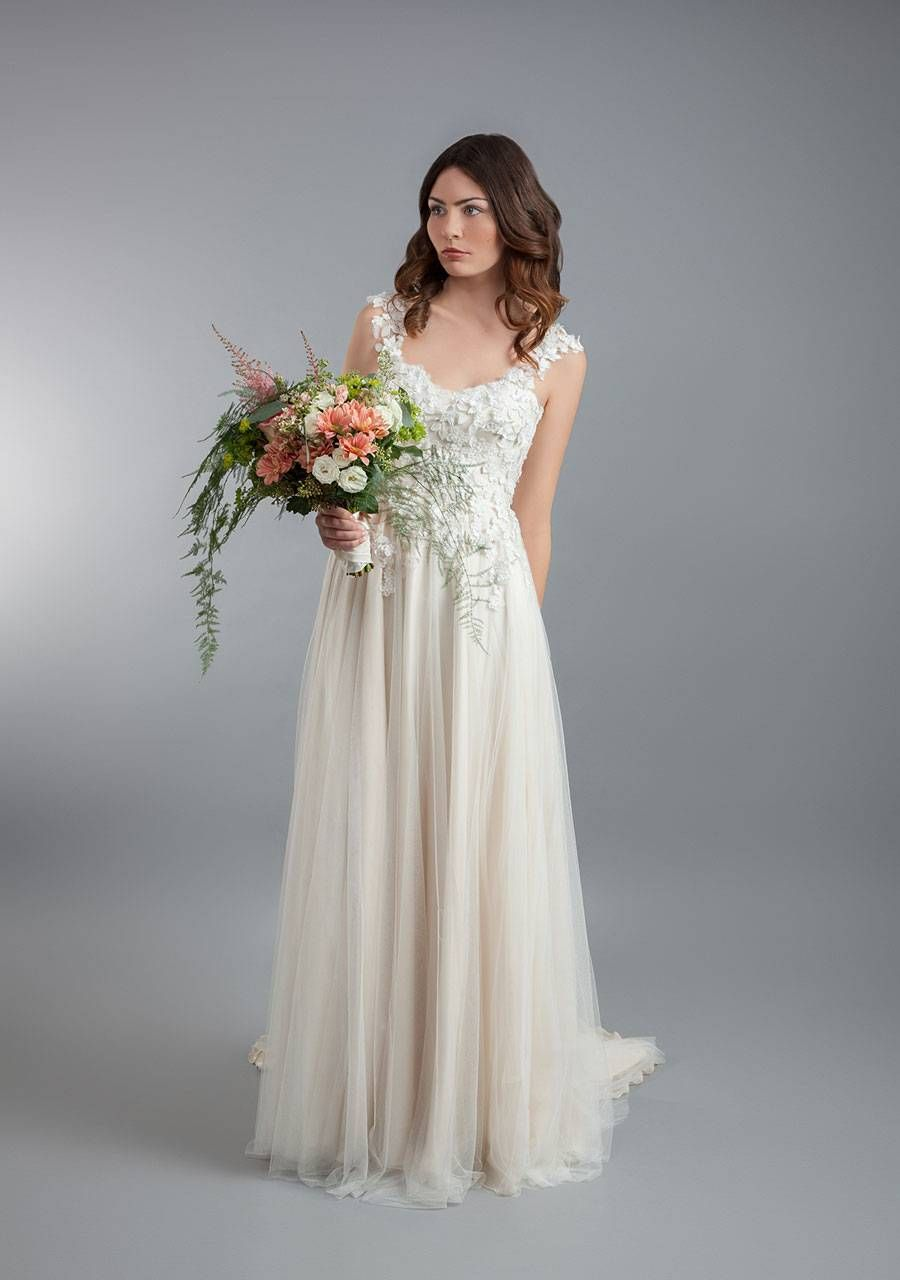 Shanna melville launches bridal collection wildflowers and