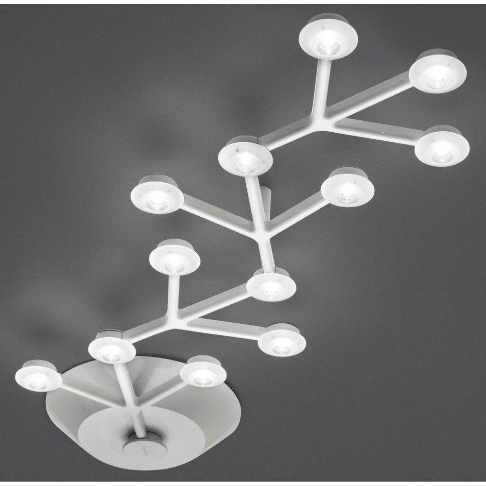 artemide lamparas plafon moderno para oficinas o plafon de diseo de artemide para iluminar nuestro