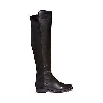 TWOFACED Steve Madden Black boots!  Size 8.5!