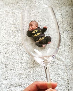 25 fotos de recién nacido originales en tu álbum del bebé | Hello Papis
