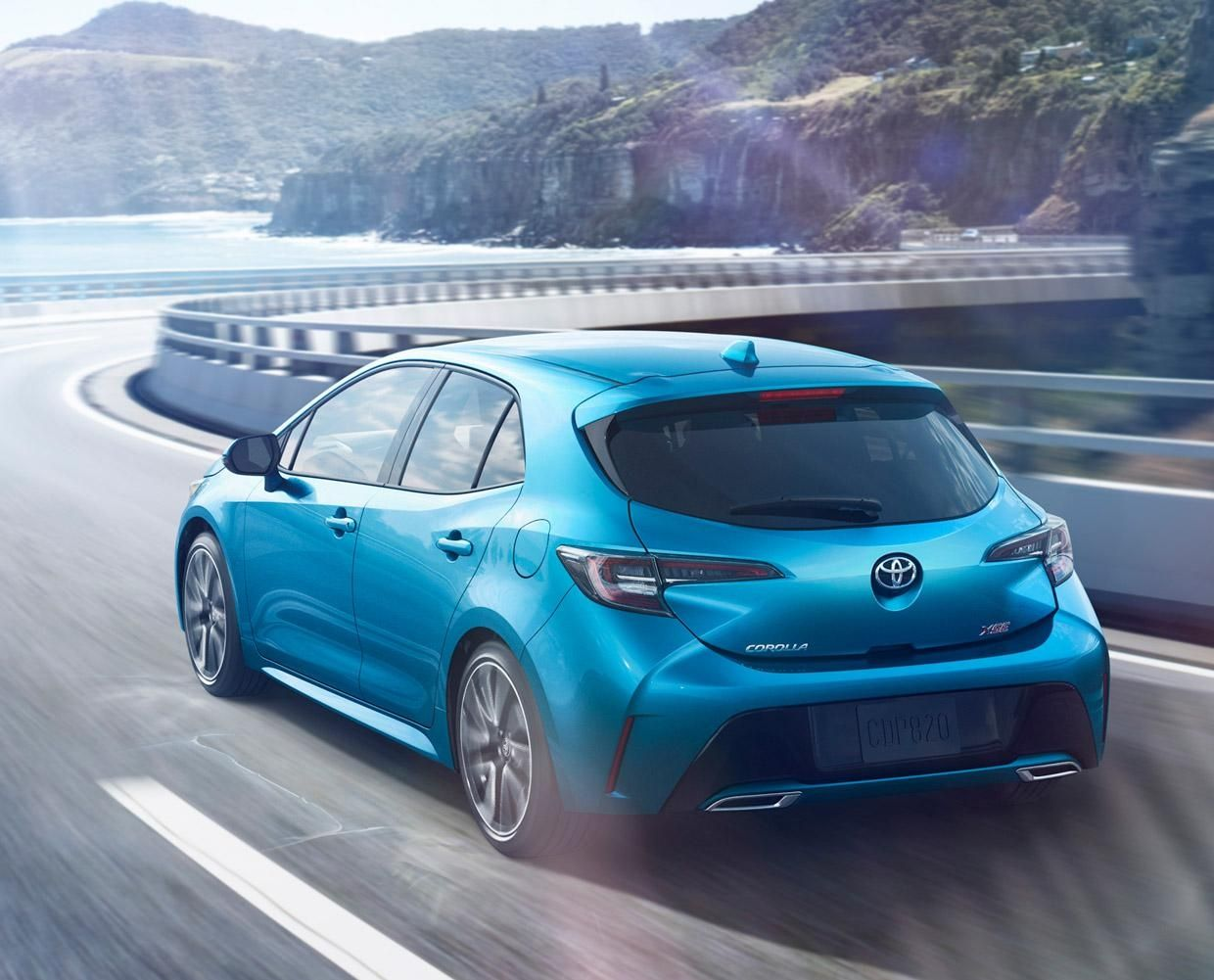 The Toyota Corolla Hatchback Is Back For 2019 And It Looks Great