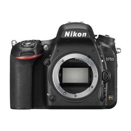 Nikon D750 - digital camera - body only