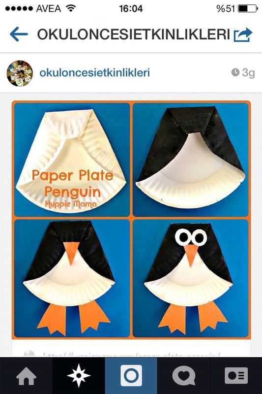 Kids Craft Paper Plate Penguin - Huppie Mama Cute Penguin Paper Plate Craft for Kids from Huppie Mama Really want great suggestions concerning arts and ...  sc 1 st  Pinterest : paper plate penguin craft - pezcame.com
