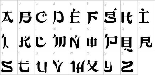 Sumdumgoi Free Font Lettering Alphabet Fonts Tattoo Lettering Fonts Lettering